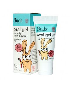 Buds Oral Gel for Baby Teeth and Gums (30ml)