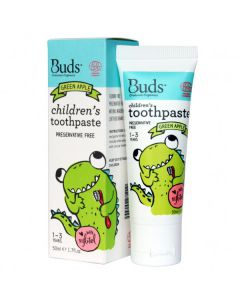 Buds Children's Toothpaste with Xylitol (1-3 Years)