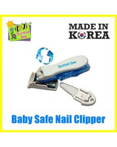 Bumble Bee BABY SAFE NAIL CLIPPER