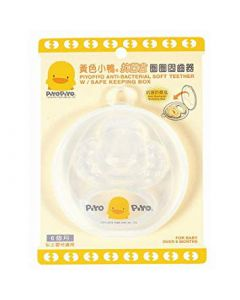 PiyoPiyo ANTI-BACTERIAL SOFT TEETHER (830339)