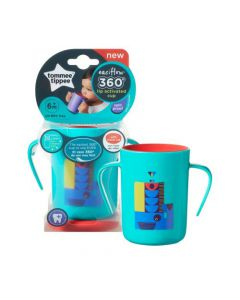 Tommee Tippee 360 Deco Trainer Cup with Handle - 200ML