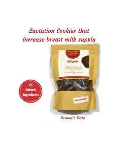 MilkyBites Brownie date (250g)