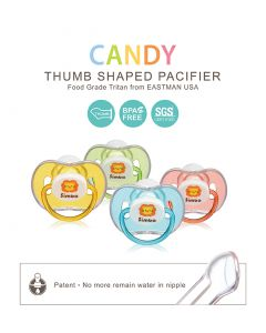 Simba Candy Thumb Shaped Pacifier  (0+M)
