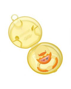 PiyoPiyo Ducking Rattle Teether (830437)