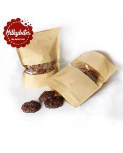 MilkyBites Chocolate peanut butter (250g)