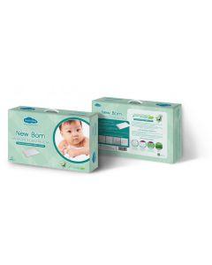 Comfy Baby Purotex Newborn Memory Foam Pillow (24 x 40 x 3.5cm)