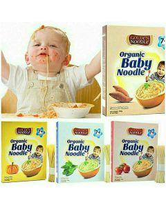 Golden Noodle Organic Baby Noodle 200g