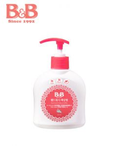 B&B Hand-wash for Baby and Children Liquid Type 250ml