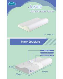 Comfy Baby Purotex Junior Memory Foam Pillow (30cmx50cmx8cm)