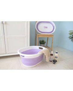 Mathos Loreley Mini Folding Bathtub