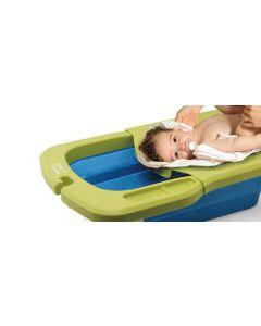 Mathos Loreley Baby Bath Seat Shampoo body