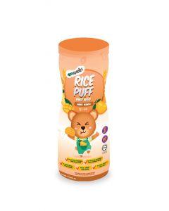 Natufoodies Rice Puff (60g)- Mango