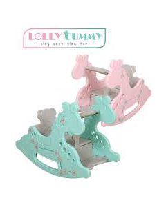 Lolly Gummy Rocking Horse