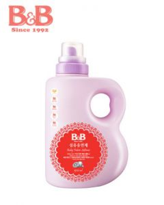 B&B Baby Fabric Softener Bergamot Bottle 1500ml