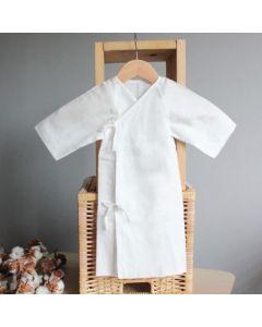 Suzuran Baby Gauze Undershirt Long 2 pcs