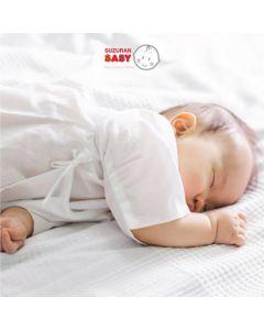 Suzuran Baby Gauze Undershirt Short 2 pcs