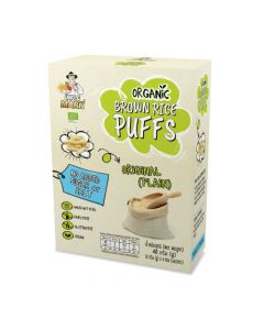 Uncle Mark Organic Sprouted Brown Rice Puff (40gm)