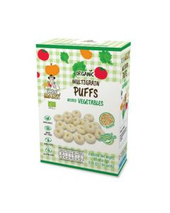 Uncle Mark Organic Multigrain Puff (20gm)