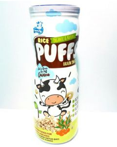 Mini Munchy Black Rice Puff 45g